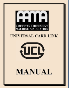 UCL Manual Cover Pic